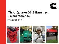 Q3 2013 Earnings Presentation