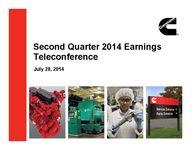 Q2 2014 Earnings Presentation