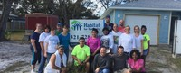 MC Assembly Helps Habitat for Humanity Welcome Another Melbourne Family Home