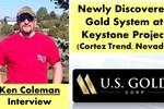 Ken Coleman, USAU Project Geologist, talks about Keystone