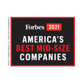 Forbes 2021, America's Best Mid-Size Companies