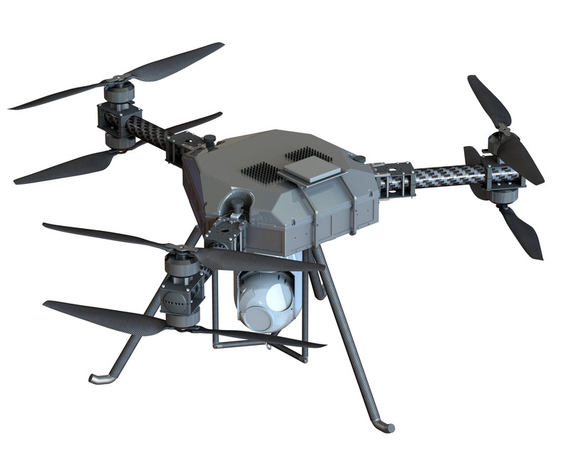 WATT 300: Heavier Lift Tethered Drone