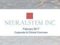February 2017 Corporate Presentation