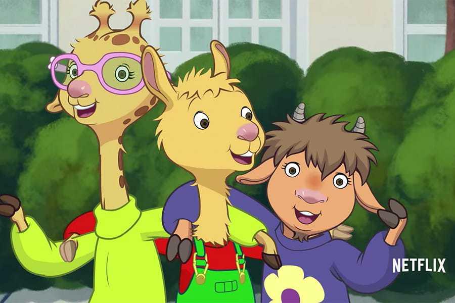 Every Preschoolers Favorite Llama