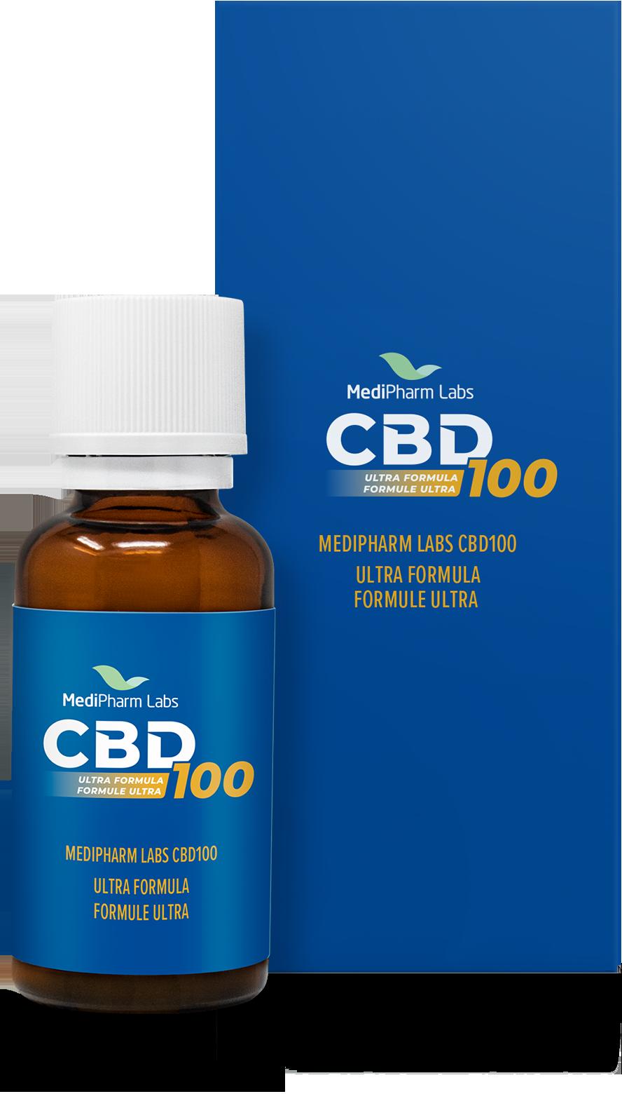 CBD100 Ultra Formula