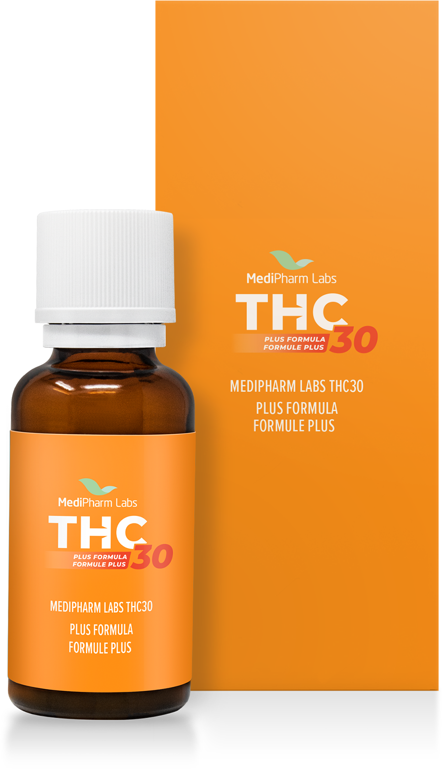 THC30 Plus Formula