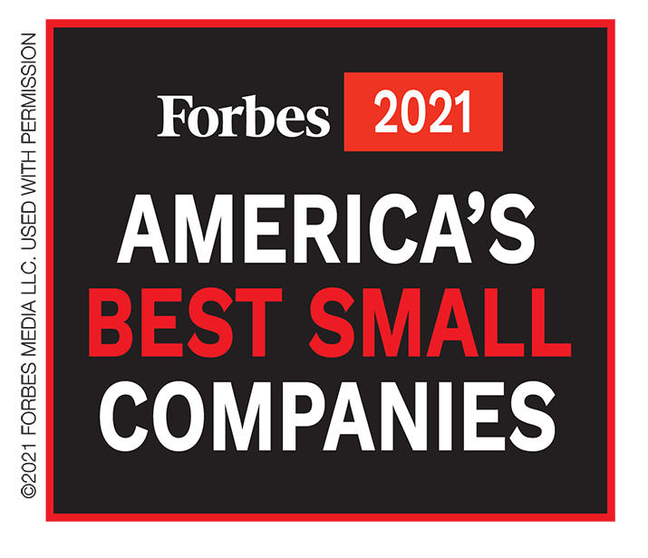 Forbes Americas Best Small Companies