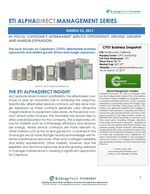 ETI AlphaDirect Management Series
