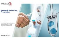 Analyst Day and Investor Day