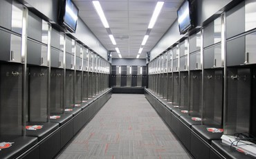 A picture of The Ohio State University Woody Hayes Athletic Center Project
