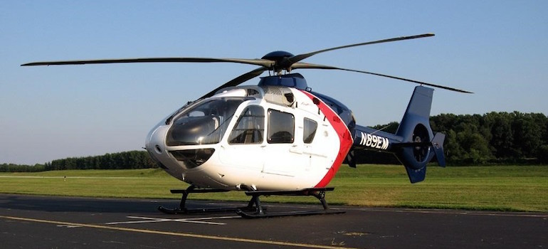 Configuración médica del EC135