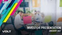 Investor Overview – 4th Quarter 2020
