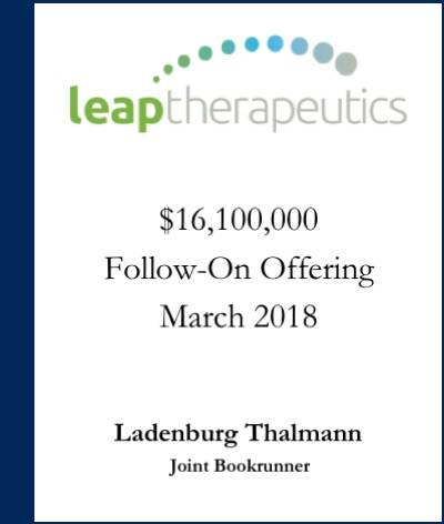 Leap Therapeutics