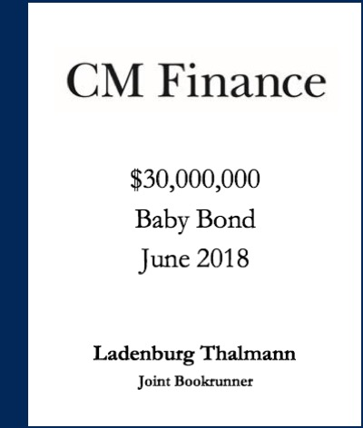 CM Finance Inc.
