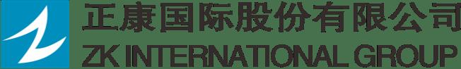 ZK International Group Co., Ltd.