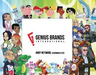 Genius Brands Investor Presentation