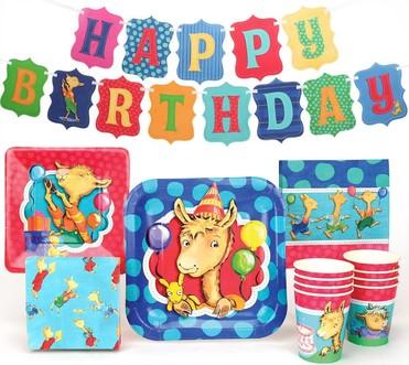 Llama Llama Deluxe Party Pack