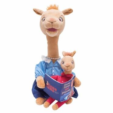 Animated Mama Llama
