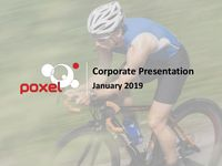 Poxel Corporate Presentation January 2019 - English