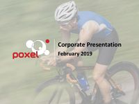 Poxel Corporate Presentation February 2019 - English