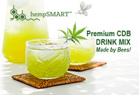 """Marijuana Company of America's Subsidiary hempSMART Signs Definitive Sales Agreement to Offer """"Ultra-Clean Label"""" CBD Beverage Products"""