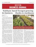 Waltham-based Tecogen growing its business — thanks to marijuana