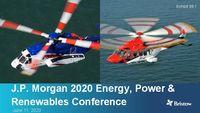 J.P. Morgan Energy, Power & Renewables Conference