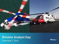 Bristow Analyst Day
