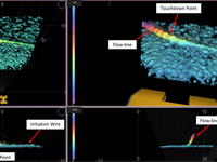Vantage ROV Navigation Software now paired with Echoscope Sonar