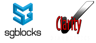 SG Blocks, Inc. and Clarity Diagnostics