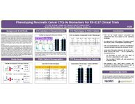 Phenotyping pancreatic cancer CTCs as biomarkers for RX-3117 clinical trial