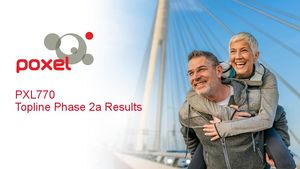 PXL770 Phase2a Results