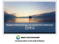 Seaport Global Conference Presentation