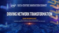 Intel's 2018 Data-Centric Innovation Summit – Dan Rodriguez