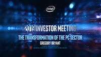 Intel's 2019 Investor Meeting – Gregory Bryant