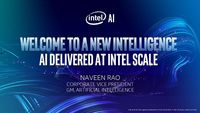 Intel 2019 AI Summit – Naveen Rao