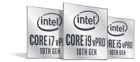 New Intel vPro Platform Enables Uncompromised Productivity and Performance for the Modern Workforce