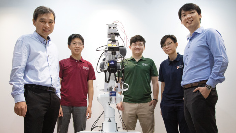 Singapore Researchers Look to Intel Neuromorphic Computing to Help Enable Robots That 'Feel'