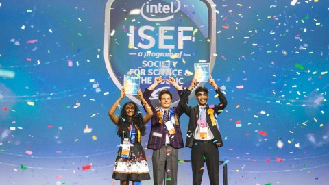 Media Alert: Student Innovators Compete at Intel ISEF for More Than $5 Million in Awards and Scholarships