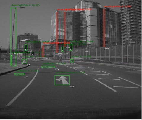 Ordnance Survey and Mobileye Begin Trials to Map Britain's Roadside Infrastructure