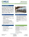 Sorbent Product Data Sheet