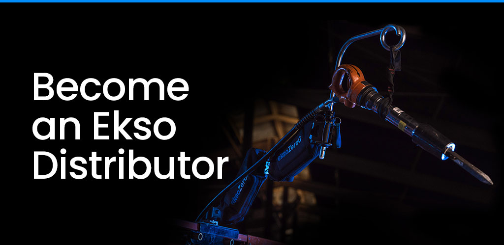 Become an Ekso Distributer.