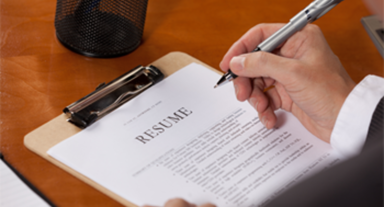 Does Your Resume Format Matter?