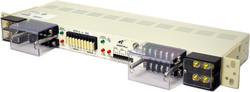 """N250110-N-0803 Noran Tel 10 Circuit Fuse Panel Rack mounted 1 RU 19/"""""""