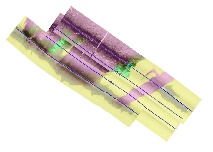 Automatic Seabed Classification