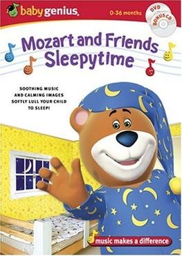 Mozart & Sleepytime Friends