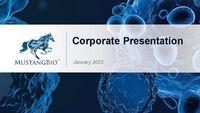 Mustang Bio Corporate Presentation