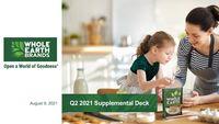 2Q21 Supplemental Earnings Presentation