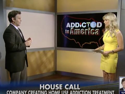 Company creating home use addiction treatment