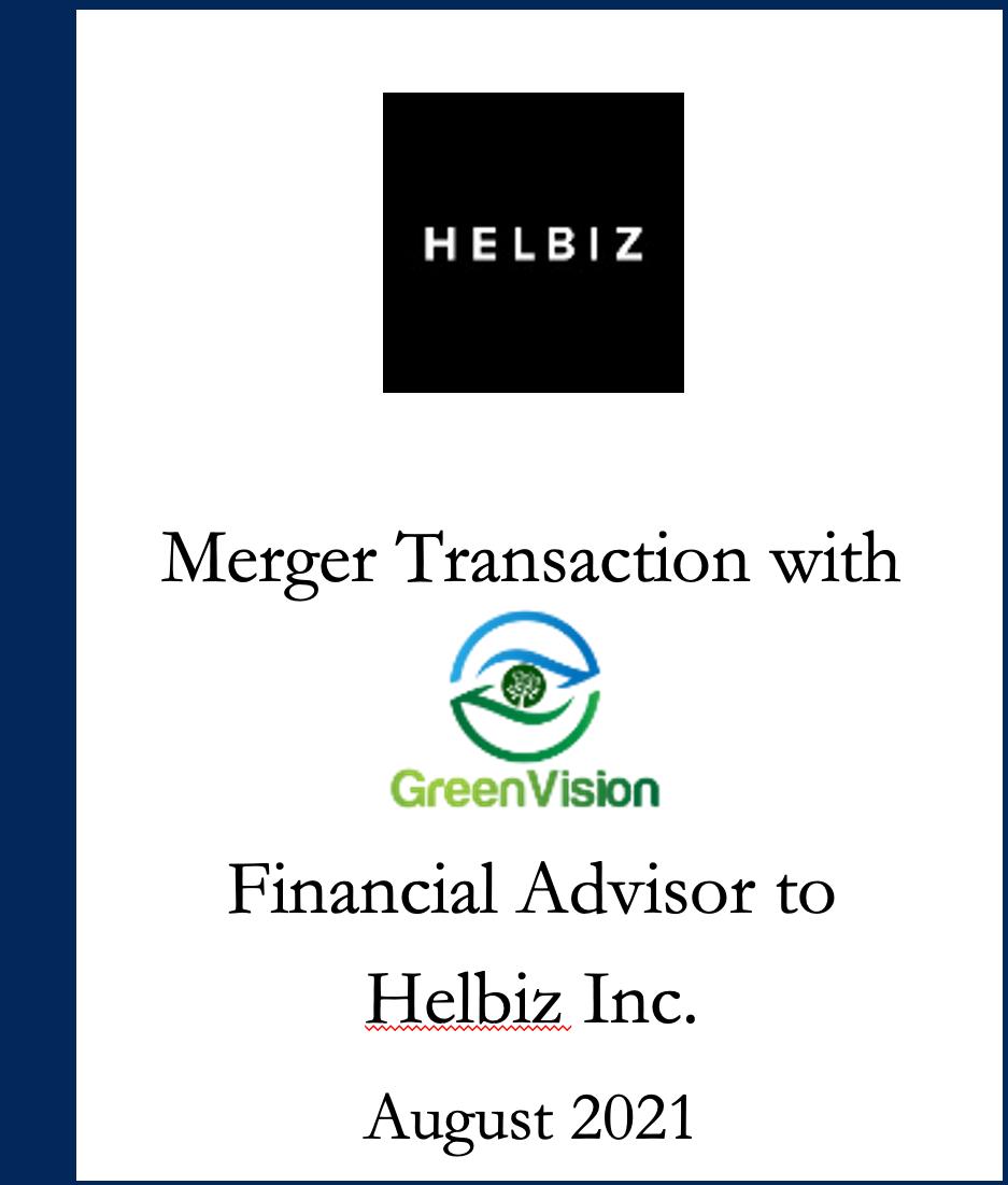 Helbiz Inc.